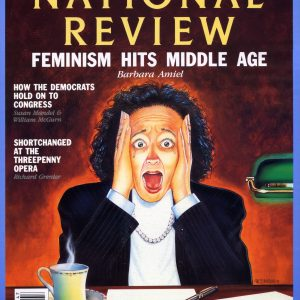Cover for The National Review