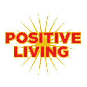Logo for Positive Living