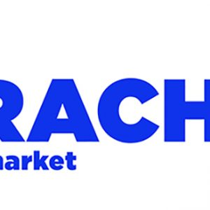 Logo for a Supermarket with a Large Kosher Section