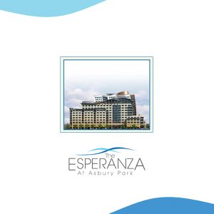 Sales brochure for The Esperanza in Asbury Park, NJ