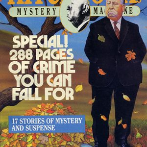 Cover for Alfred Hitchcock Mystery Magazine