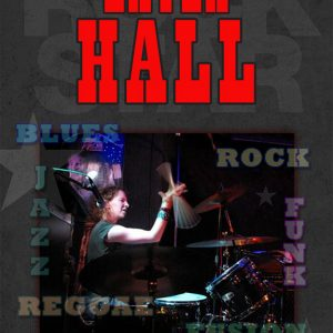 Press Kit for Drummer, Layla Hall