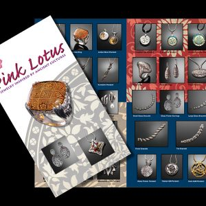 Brochure for Jewelry Designer