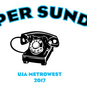 T-Shirt Design for UJA Metrowest
